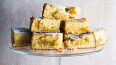 A Recipe for Ooey Gooey Butter Cake, a Delicious Mistake   Bon Appetit
