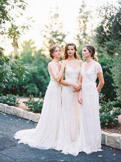 Karen Willis Holmes Exquisite 2016 Bridal Collection