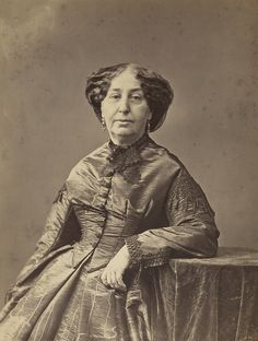 A portrait of George Sand. Amandine-Aurore-Lucile Dudevant, née Dupin, was a Romantic novelist published under the pseudonym George Sand. A dear friend of Nadar, she was photographed frequently by him through the George Sand, Nadar. George Sand, Alphonse Daudet, Gaspard, Getty Museum, Thing 1, Portraits, French Photographers, A0 Poster, Paintings