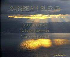 Do you miss summer sunbeams? Try my Sunbeam Blend http://alaskahealer.com/essence-of-summer/