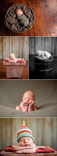 7-day-old newborn boy