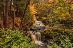 On a fall trip in Massachusetts, be sure to stop by. Doanes Falls. Photo courtesy Dorothy Miller