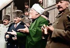 Atatürk, din