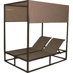 Ingrid Patio Canopy Daybed
