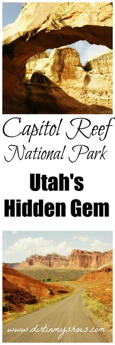 Capitol Reef - 12 Hikes and Points of Interest You Can't Miss | Dirt In My Shoes