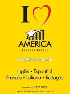 Desenvolvido para a Revista Dominios. #BetinhoSilva #AmericaEnglishSchool