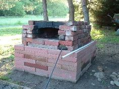 1-hour brick oven - We are so going to do this!!!
