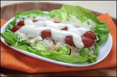 Yo, Dawg! (Unconventional Hot Dog Recipes!) different way to eat a dog.