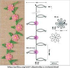 szydełko- ozdoby, akcesoria (crochet decoration) - Joanna Thorz - Picasa-Webalben