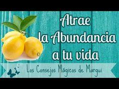 Atrae el Dinero con Arroz y Limones. Consejo Mágico - YouTube