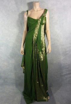 Spartacus Lucretia Lucy Lawless Screen Worn Roman Gown EP 108 COA   eBay