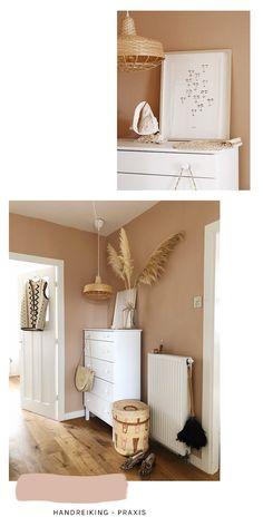 Interieur inspiratie: de mooiste muurkleuren - Mañana Mañana Home Bedroom, Room Inspiration, Bedroom Inspirations, Warm Bedroom Colors, Living Room Wall Color, Warm Home Decor, Home Interior Design, Room Wall Colors, Crib Inspiration