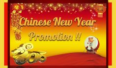 Chinese New Year Promotion @ www.imec.com.my
