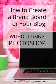 Join me in this class for Bloggers and online Business Owners, as I literally takes you step by step through creating your own Brand Board. Brand Boards are essential for all businesses (not just Brand Designers!) to keep your Branding consistent and recognisable. And it doesn't have to be hard. I've made it super easy for you in this class by providing a template and we're using Pixlr, a free online software. Complete your Brand Board quickly & easily today! (referral link)