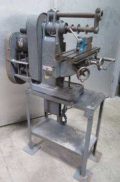 Seeking out more about muscle building foods? Then read on Cnc Lathe, Lathe Tools, Metal Working Tools, Old Tools, Horizontal Milling Machine, Robot Factory, Fabrication Tools, Blacksmith Tools, Maker Shop