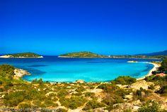 Diaporo island -Vourvourou Halkidiki