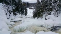 Oxtongue River-Ragged Falls Provincial Park