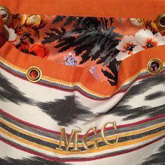 #shopping #bag #claudine #handmade