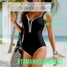 00ba64c43563b Nova coleção com nova secção TAMANHOS GRANDES NO SITE #flytoyoushop  #flytoyou #onlinestore # · Plus Size SwimwearOne Piece ...