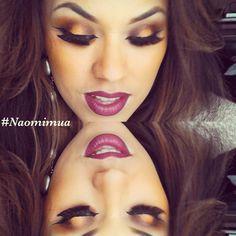 #Naomimua