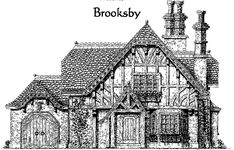New Custom Homes in Maryland - Authentic Storybook Homes in Carroll, Howard, Frederick,& Baltimore Counties - 1801 sq. ft.+