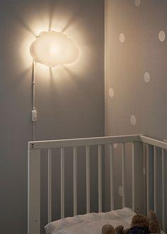 DRÖMSYN wall lamp