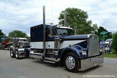 Heavy Duty Trucks, Big Rig Trucks, Tow Truck, Semi Trucks, Old Trucks, Peterbilt 379, Kenworth Trucks, Trailers, Heavy Construction Equipment