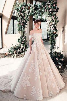 d814de647 46 Best فساتين زفاف وإكسسوارات العروس images in 2019 | Dream wedding ...