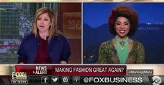Video: Joy Villa on 'Make America Great Again' Trump Dress at Grammys; Public Support and Soaring Album Sales
