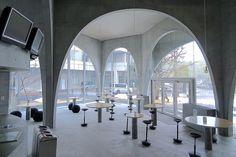 多摩美術大学図書館, Tama Art University Library, Tokyo, Japan   Flickr - Photo Sharing!
