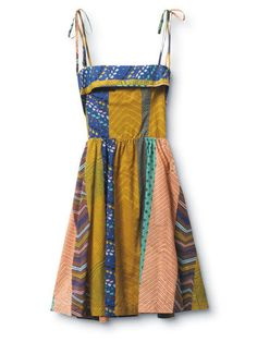 rag dress! love it   # Pin++ for Pinterest #
