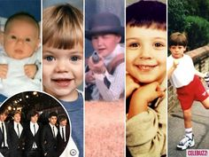 Harry and Zayn were honestly, the cutest little kids I have EVER seen...