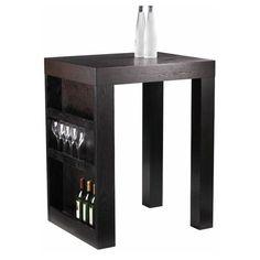 Sunpan Viggo Bar Table - Espresso - 21120