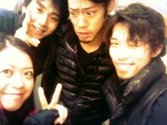 Twitter / Mariakko2010: リハがんばりました♪ ...    Yuzuru HANYU 羽生結弦