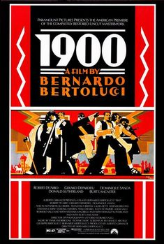 1900 27x40 Movie Poster (1991)