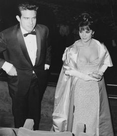 Warren Beatty & Natalie Wood at the Cannes Film Festival, 1962 Warren Beatty, Natalie Wood, Cannes Film Festival, Hollywood, Actresses, Summer, Vintage, Female Actresses, Summer Time
