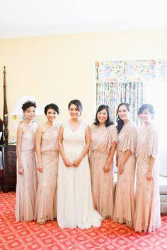 lovely peach and pink wedding   photo: adrienne gunde (www.adriennegunde.com/)   makeup + hair: kelly zhang studio (www.kellyzhang.com) #love #lovely #romantic #peach #pink #pastel #wedding #springwedding #summerwedding #adriennegunde #kellyzhang #kellyzhangstudio #bridalupdo #weddingupdo #weddinghair #weddingmakeup #bridalmakeup #bridemakeup #bridehair #romanticweddingupdo #beauty #beautiful