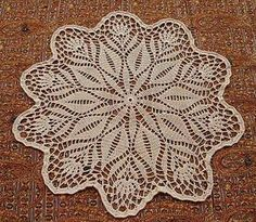 Doily (free pattern):