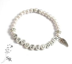 Trauzeuginnen Armbänder findet ihr bei Sweet Rosy: http://www.sweet-rosy.de/hochzeit/trauzeugin-armband/