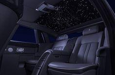 Rolls-Royce Celestial Phantom Brings The Night Sky To You