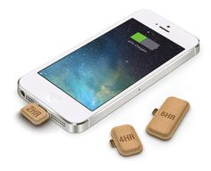 Revolutionary recycled cardboard mini batteries can charge your phone in a hurry via Inhabitat PD