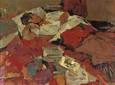 pintura de Hans Bayens