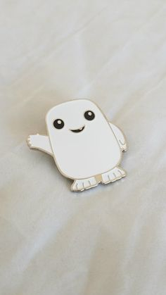 Doctor Who Store - Adipose Enamel Pin, $7.99 (http://www.doctorwhostore.com/adipose-enamel-pin/)