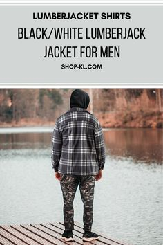 Looking for a versatile Lumber Jacket? Look no more! This Men´s plaid jacket is useful for everyday activities Our lumber jacket is great for chilled nights with the inner layer of fleece material, making it the ultimate buffalo jacket. Buffalo Jacket, White Heat, Everyday Activities, Plaid Jacket, Grey And White, Two By Two, Photoshoot, Man Shop, Mens Fashion