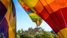 * Romantic Balloon Ride Over Gorgeous Temecula Valley, $139 - Save 50%