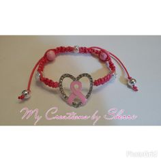 Hey, I found this really awesome Etsy listing at https://www.etsy.com/listing/206007118/think-pink-bracelet