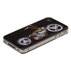 Накладка Sotomore для iPhone 4  | 4S Bike (189) купить в интернет-магазине BeautyApple.ru.