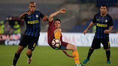 Inter de Milán y Gary Medel pierden en su visita a la Roma - Teletrece