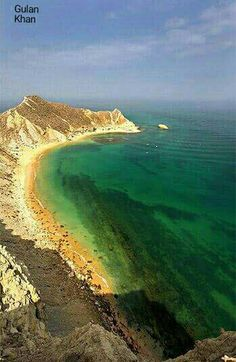 So fantastic photography of beautiful Astola Island beach Balochistan Pakistan