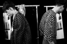 AMIR DOMA | Men's Spring Summer 2014 | Backstage by Adam Katz Sinding